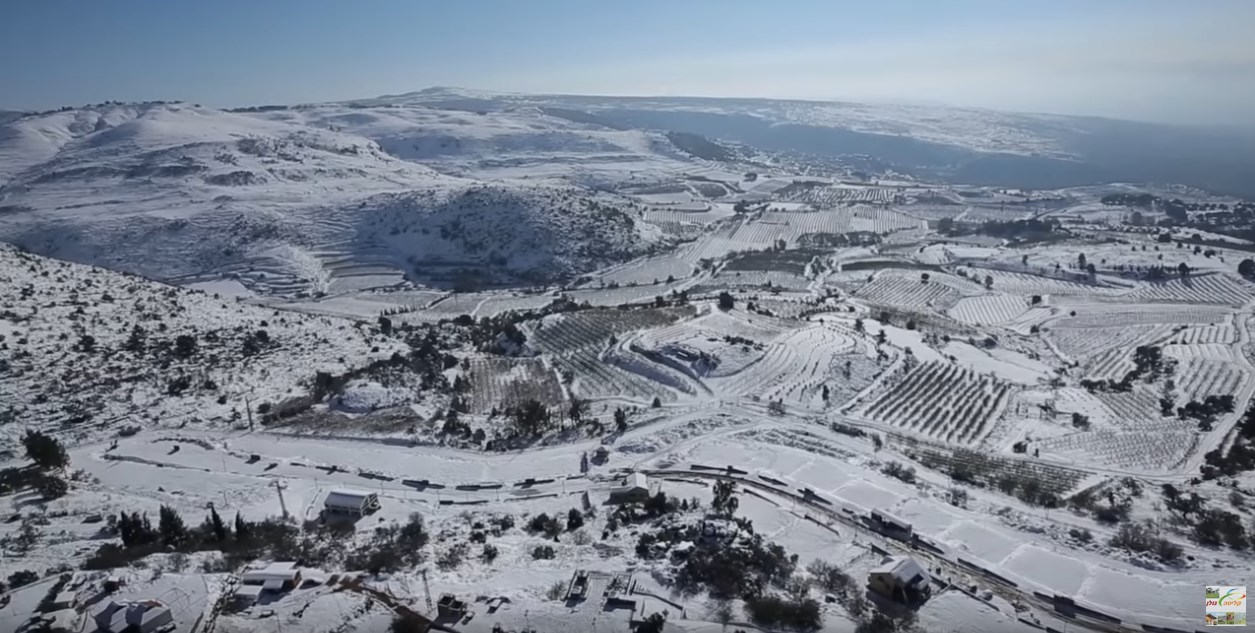 Screenshot 1 snow in israel