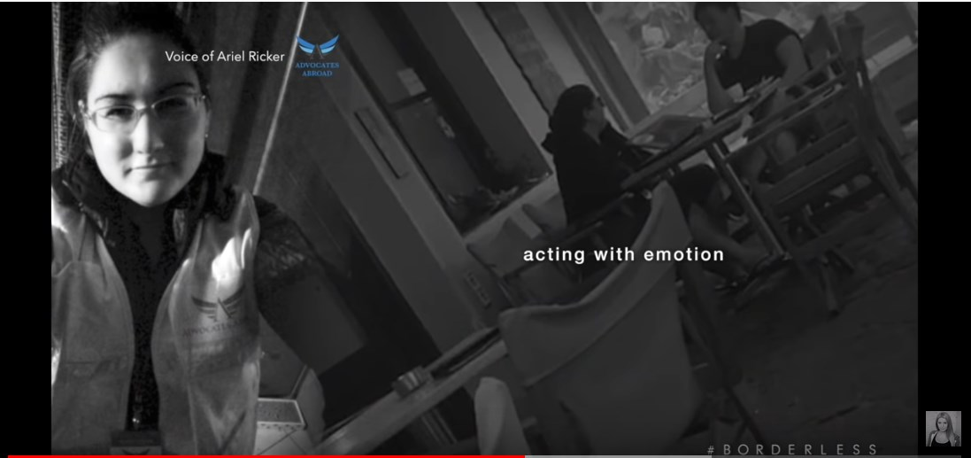 Screenshot 1action with emotion