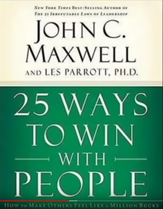 Screenshot 1john c maxwell