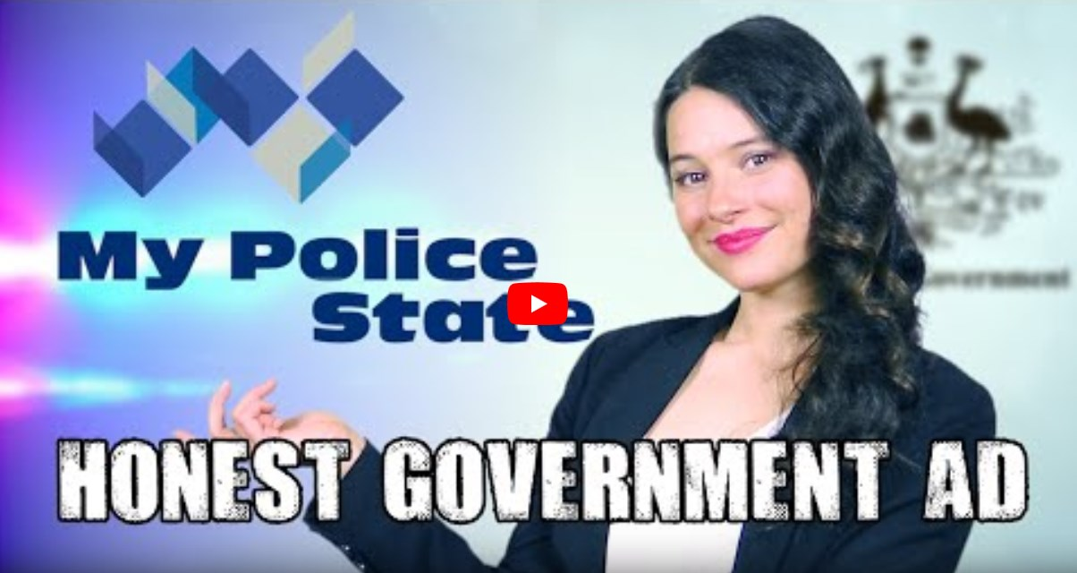 Screenshot 1police state