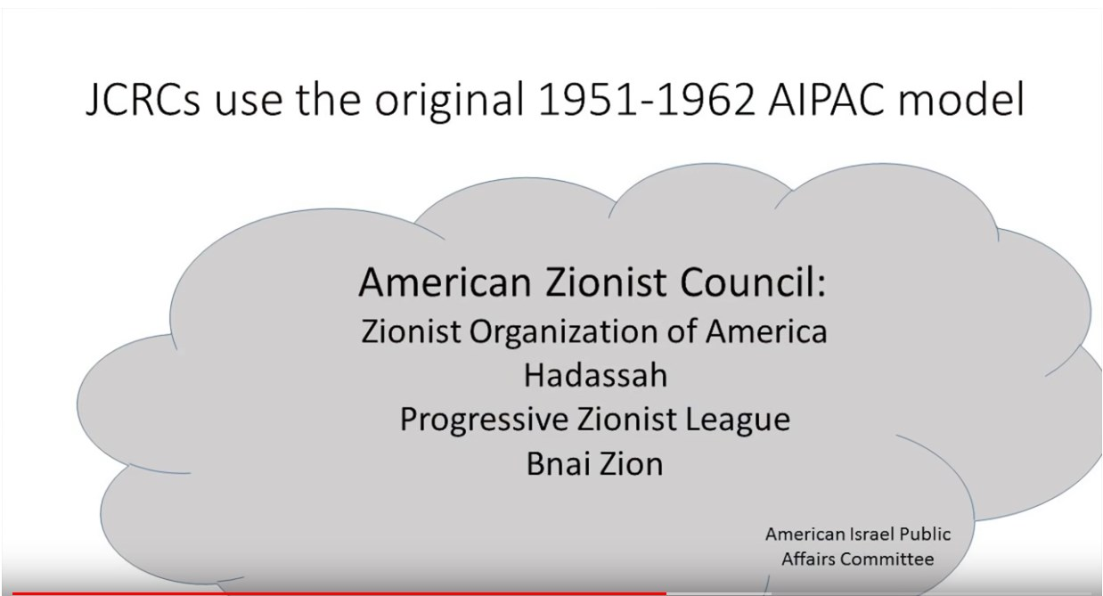 Screenshot 1zionist council