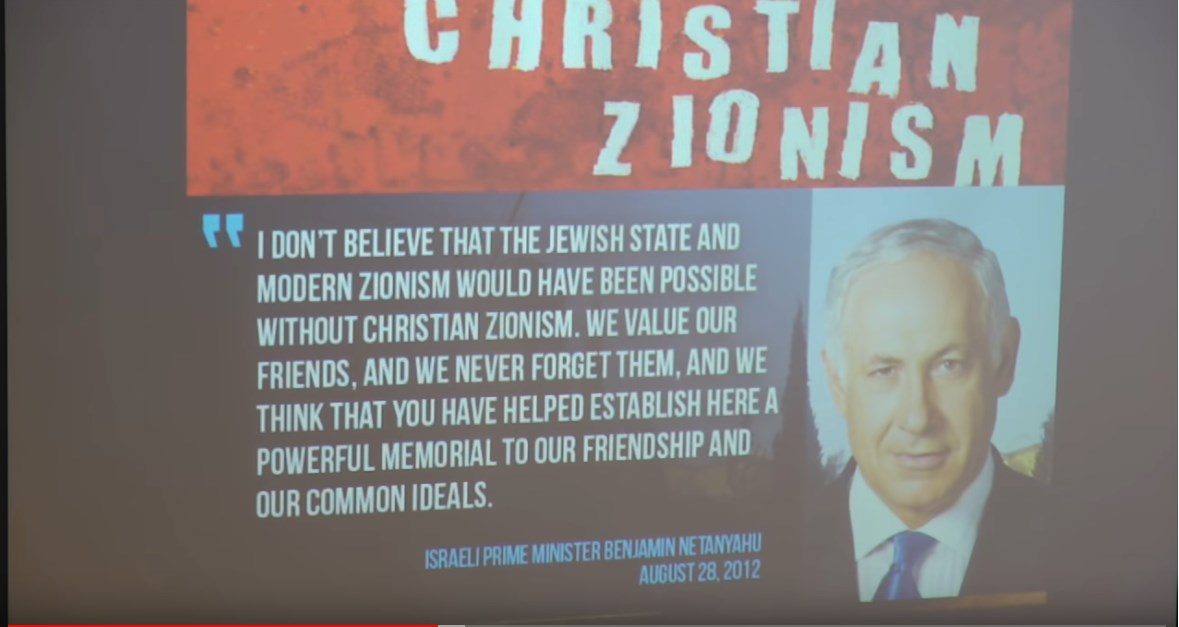 Screenshot 2zionism was started by christians