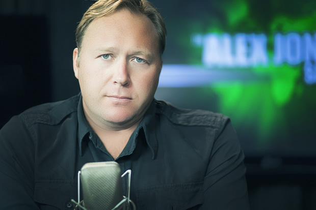 alex jones headshot image