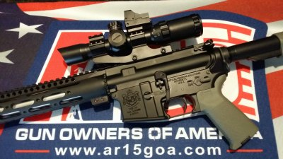 AR-15 Sporting Rifle