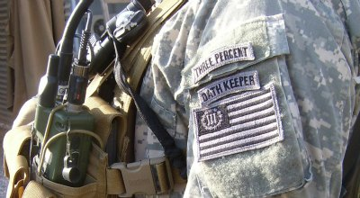 Oath Keeper on Active Duty