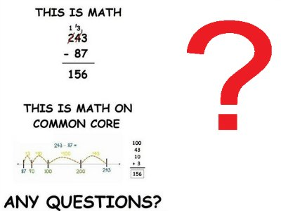 Common Core Math Question