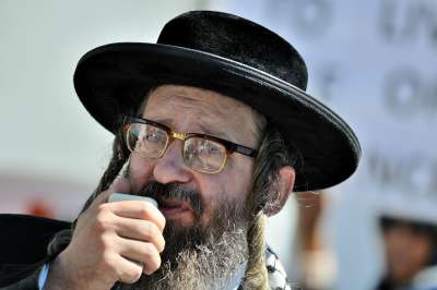 Image of Rabbi Dovid Weissman