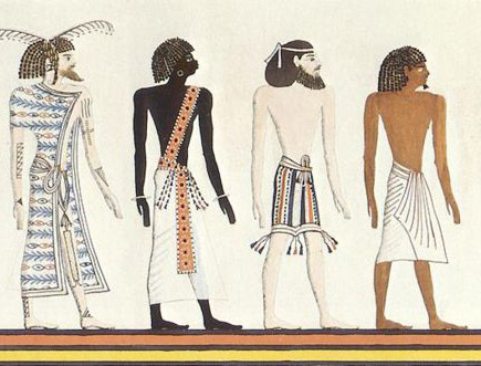 The Races of Ancient Egypt
