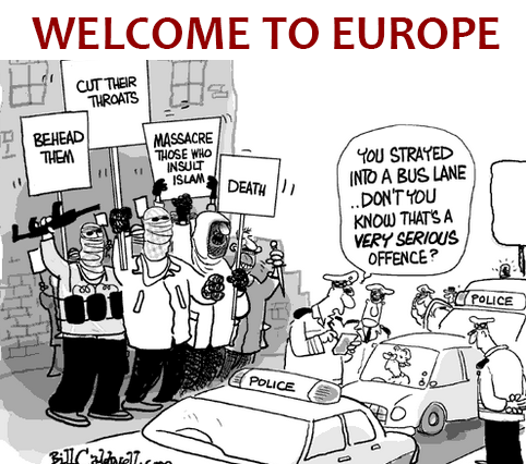 European Political Correctness