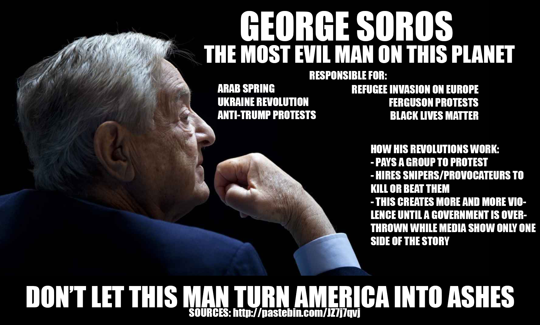 George Soros Political Manipulator