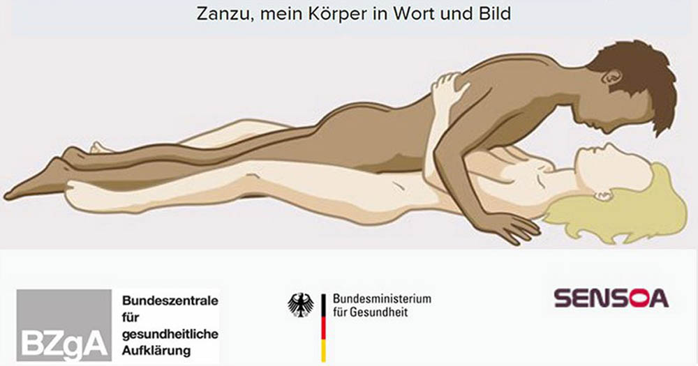 German Sexual Health Website