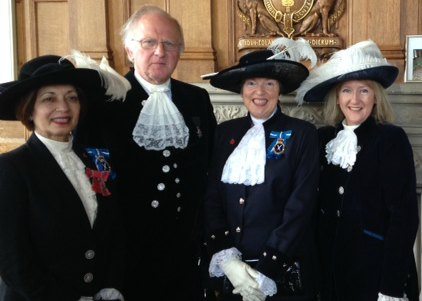 High Sheriffs of England