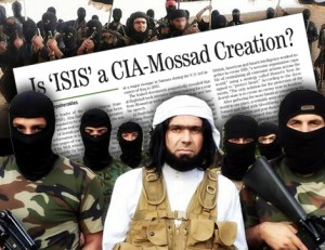 ISIS a CIA Mossad Creation