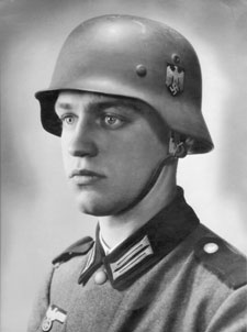 Jewish Soldier Serving in Hitler's Army