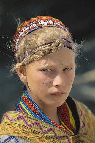 Kalash Girls