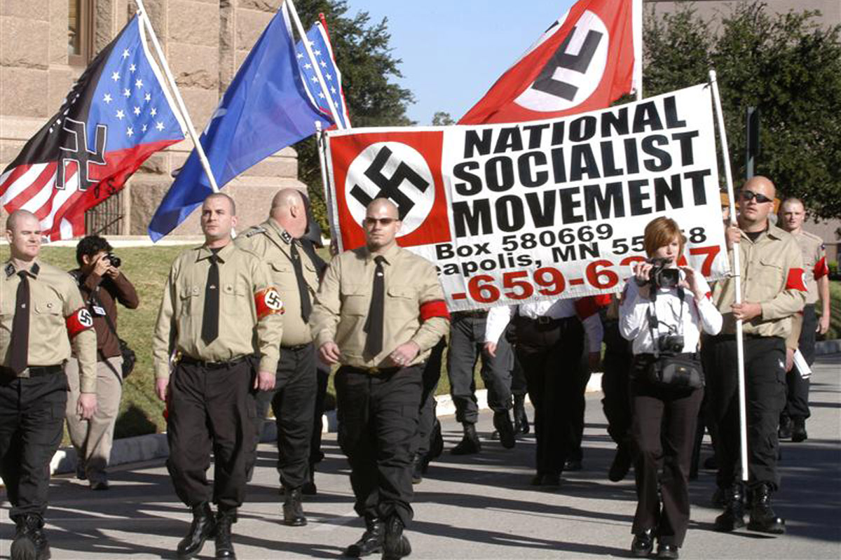 Swastika National Socialist Protest