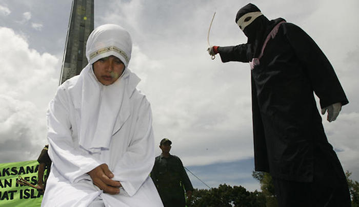 Sharia Lashing