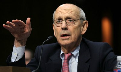 Stephen Breyer Supreme Court Judge