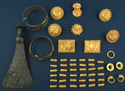 Kralevo Treasures from Ancient Thrace