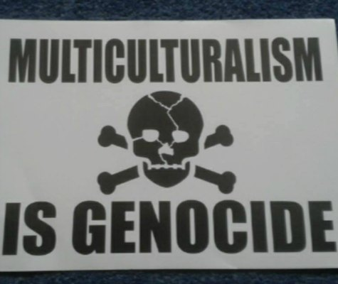 Unite Against White Genocide