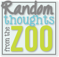 Random Thoughts from the Zoo