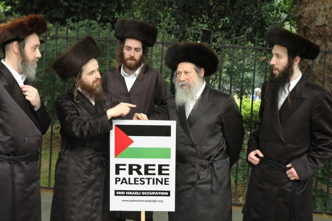 Jews Fighting For Our Rights. Update 31