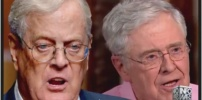 Charles Koch and George Soros Team Up
