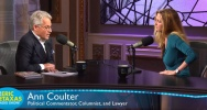 Ann Coulter Talks About Illegal's, Walls & Trump