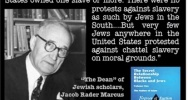 "Jews Say ""Jews Involved In Black Slavery."" Update 2"