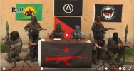 ANTIFA and training with Kurdish communist groups