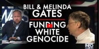 Bill & Melinda Gates Funding white Genocide movement