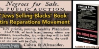 Jews Sell Blacks