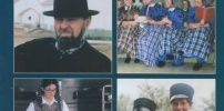 Hutterite White European Communities