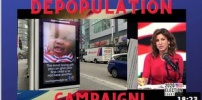 DEPOPULATION Billboard Campaign 1 Child only
