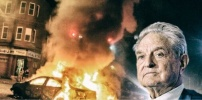 Soros Goal To Destroy Christian Civilization, & The White Race.