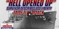 USS Liberty Survivor Describes False Flag Attack