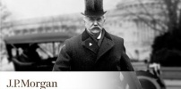 J. P. Morgan the White Banker
