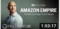 Amazon Empire: of Jeff Bezos
