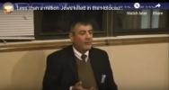 """Jews Rabbi 'Not even 1 million' Jews killed in Holocaust"""""""