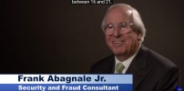 Frank Abagnale: Security & Fraud Consultant.