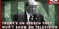 Trump's UN Speech They Won't Show On TV