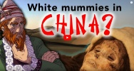 Blond Mummies, Indo-Europeans of China