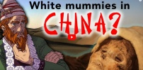 Blond Mummies, Indo-Europeans of China