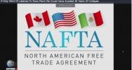 Ross Perot & Nafta North American Free Trade  Agreement.