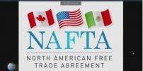Ross Perot & Nafta North American Free Trade  Agreement.