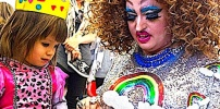 Jews Finance drag queens