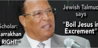 Farrakhan Spoke the Truth about the Talmud