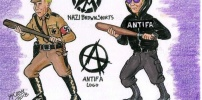 Antifa Movement That Explicitly Endorses Violence