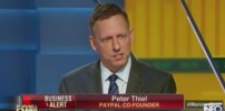 PayPal Founder Peter Thiel (Jewish).
