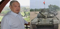 Burma Military Seizes George Soros Organization's Bank Accounts, Announces Arrest Warrants After Coup